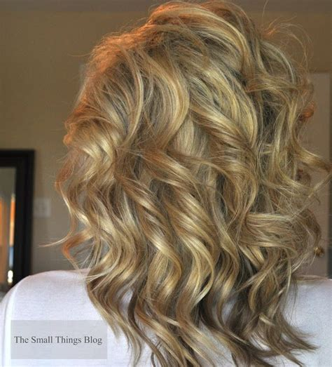 casual shaggy hairstyles done with curlingwands 20 best hair images on pinterest