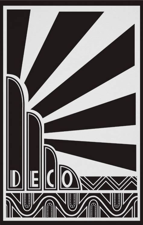 decor images 22 inspiring exles of deco posters 2016 free