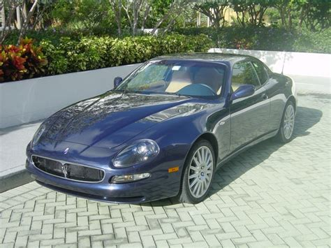 2002 Maserati Coupe Cambiocorsa Sports Car Pictures 2002 Maserati Coupe Cambiocorsa F1