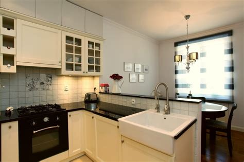 How To Do Tile Backsplash In Kitchen Why We Love Farmhouse Sinks In The Kitchen Modernize