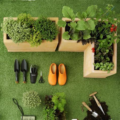 orto in giardino come fare come fare l orto sul balcone donna moderna