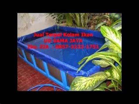 Jual Kolam Terpal Jogja 0857 3222 1751 jual terpal kolam ikan jogja
