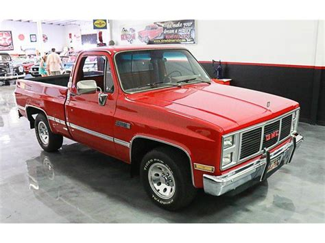 1986 gmc for sale 1986 gmc c k 1500 for sale classiccars cc 883427