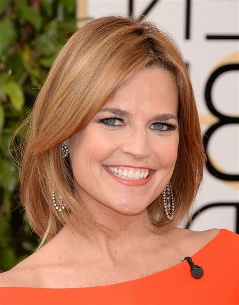 savannah guthrie hair color celebrity blonde bob hairstyle from savannah guthrie