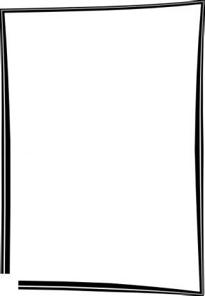 arte e cornici frame clip vector free