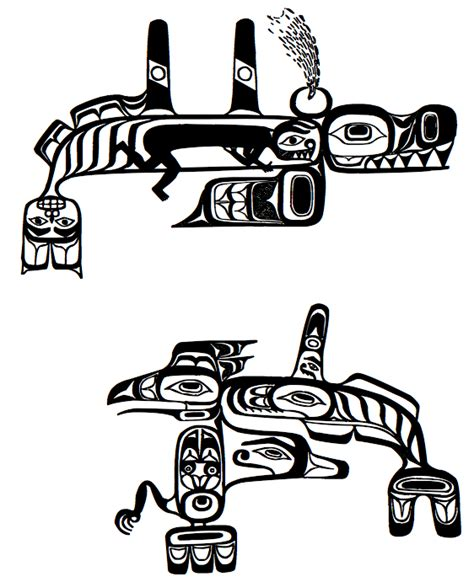 north american tribal tattoos pape tribal