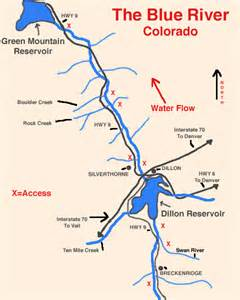 colorado river fishing map windknots tangled lines the summer is shaping up for