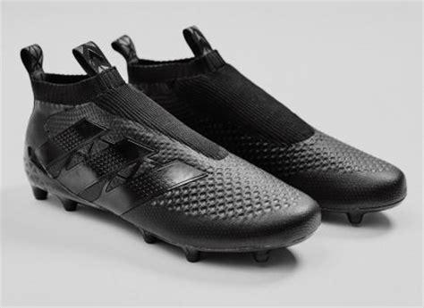 Sepatu Geoff R A D All Black adidas voetbalschoenen black geadopteerden nl