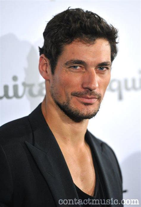 men hairstyles weak chin picture of david gandy