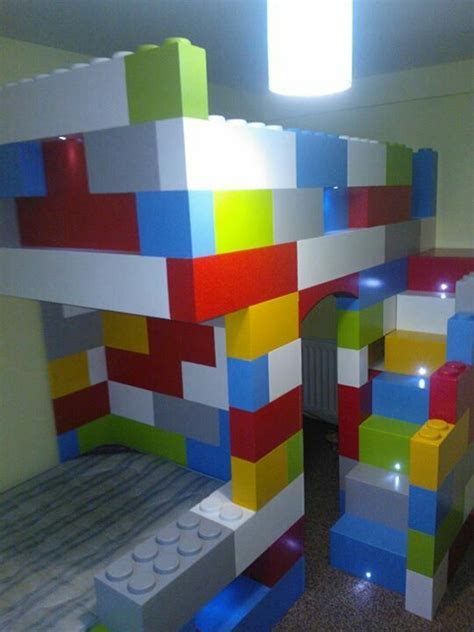 Lego Bunk Bed by 1000 Images About Boys Bedroom Ideas On Book