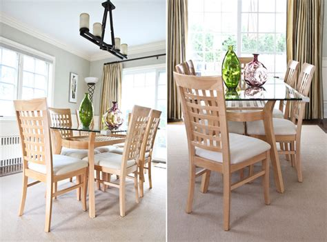 L Shaped Dining Room And Living Room L Shaped Living Room And Dining Room Transitional