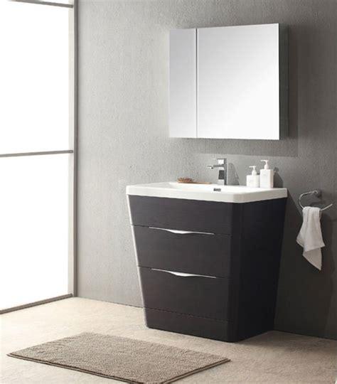 bathroom vanities 31 inch acqua milano 31 inch modern bathroom vanity chestnut finish