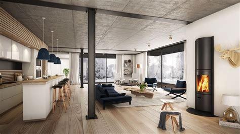warm and comfortable swedish wooden house interior scandinavian living room design ideas inspiration