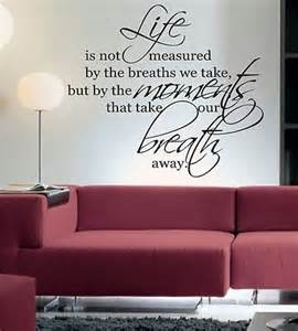 Living Room Wall Decor Quotes Kitchen Vinyl Wall Quote Decal Sticker With Graphic Wall