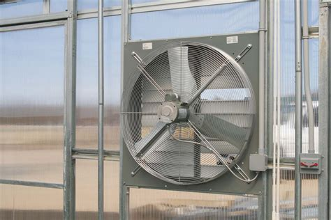 Greenhouse Exhaust Fan Growers Supply