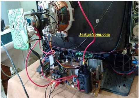 Flyback Tv crt tv repair flyback replaced electronics repair and technology news
