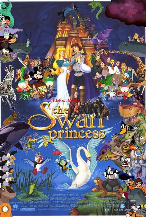 Caviar Shoo Vs Mane N littlefoot meets the swan princess kerasotes wiki