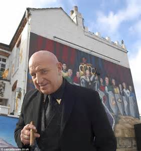 Residential House by Ex Gangster Dave Courtney Applies To Host Bare Knuckle