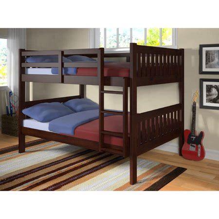 bunk beds walmart donco bunk bed walmart