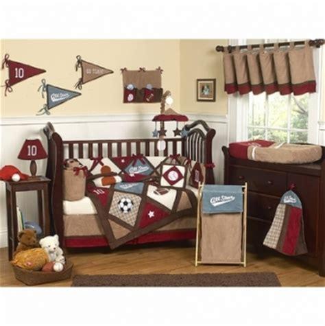 Jojo Design All Star Sports Baby Bedding Baby Boy Sports Crib Bedding