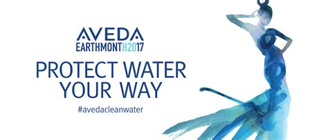 Aveda Celebrates Earth Month by Bring Water To The World With Aveda Aveda Institute