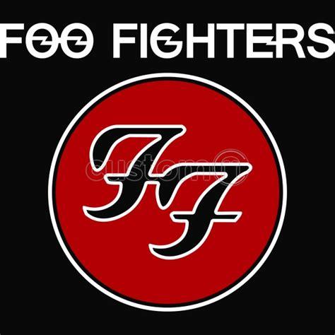 Foo Fighters Logo foo fighters logo s t shirt customon