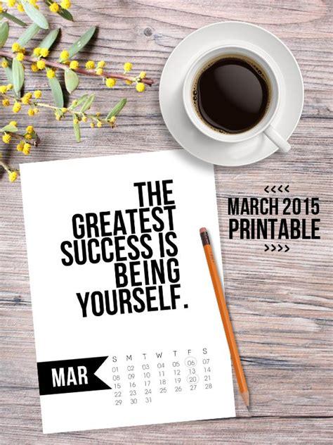 printable quotes calendar 2015 march 2015 calendar free printable live laugh rowe