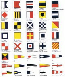 nautical flag nautical code flags buksir pinterest