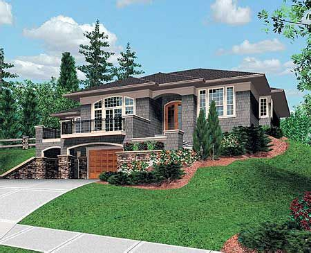 front sloping lot house plans sloping lot house plans mirror plan right reading reversed surcharge 100 house plans