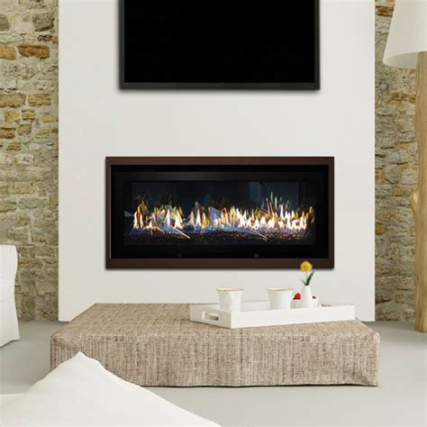 gas fireplace gravel gas fireplaces fireplace patio