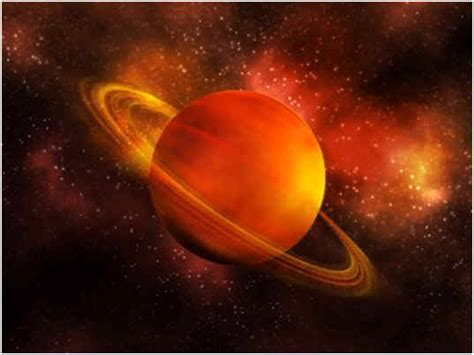 what does saturn does saturn rotate