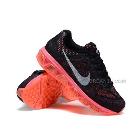 Nike Tailwind Black Pink womens nike air max tailwind 7 black orange pink price