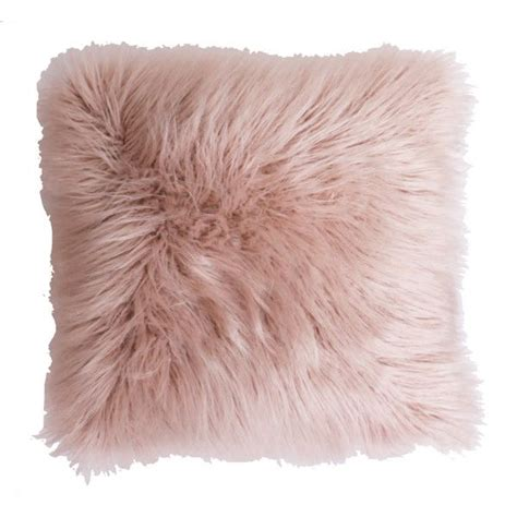 Pink Fur Pillow by 17 Best Ideas About Pink Throw Pillows On
