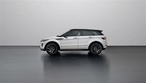 land rover evoque black range rover evoque black edition