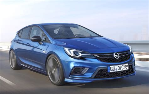 vauxhall vxr sedan 2018 opel astra opc in the works getting 300hp 1 6 turbo