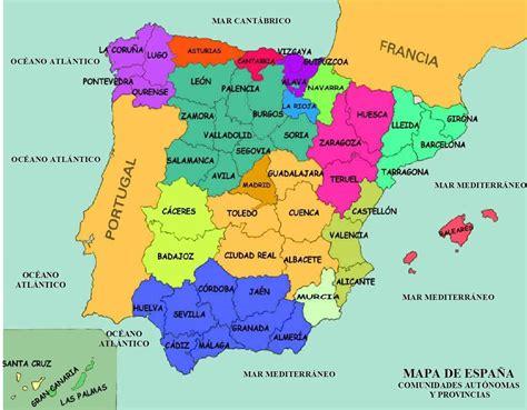 entradas para la alhambra bbva sextorus6b1 este es el mapa de espa 209 a coloreado por