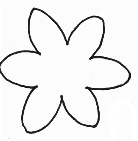 pin daffodil template printable pictures on pinterest
