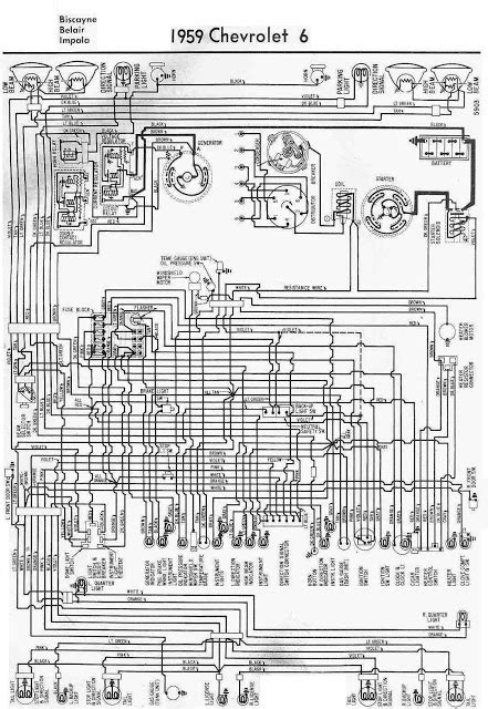 1959 impala wiring diagram wiring diagram and circuit