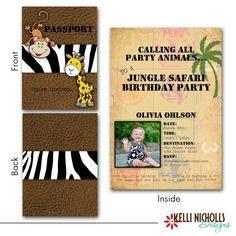 Monkey Jugle 9471 diy balloon decor table centerpiece jungle safari theme