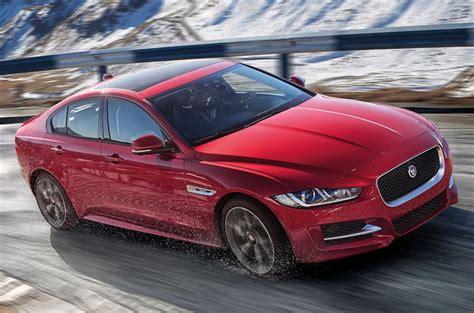 jaguar xe gets all wheel drive for 2016 autocar