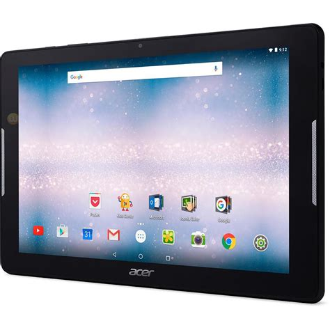 Tablet Cross Ram 1gb acer b3 a30 k5pj tablet mt8163 1gb ram 16gb emmc android 6 0 10 quot ips touch lucomputer sku 33211