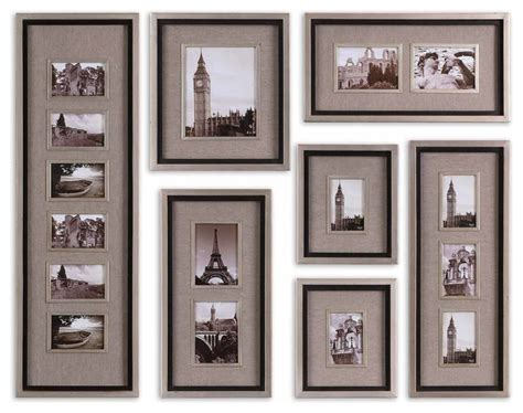 photo collage set massena photo frame collage set of 7 traditional