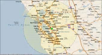 map of hayward california hayward california map california map