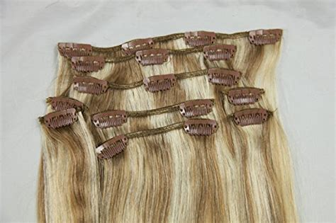 tressmatch hair extensions tressmatch 20 22 quot remy human hair clip in extensions