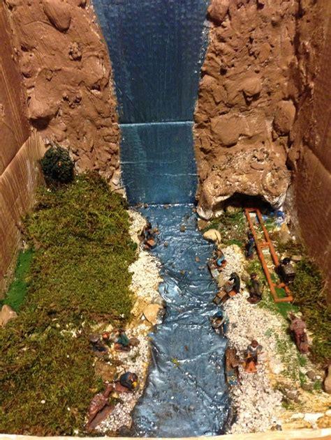 gold mining themes california gold rush diorama my 4th grader made kids
