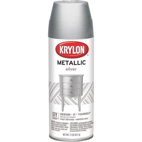 spray paint for krylon metallic general purpose spray paint ebay