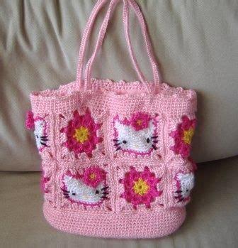 crochet pattern hello kitty bag hello kitty crochet hat pattern free video tutorial