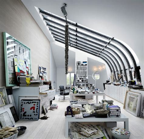 the amazing studio scandinavian design amazing loft studio of artist