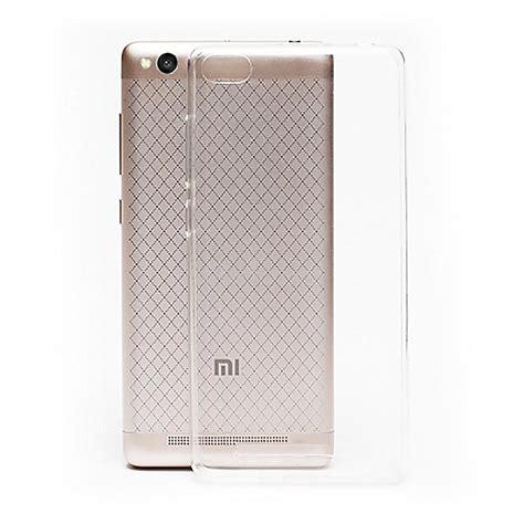 Soft Shell Acrylic With Dust For Xiaomi Redmi 4x original xiaomi soft tpu cover shell back