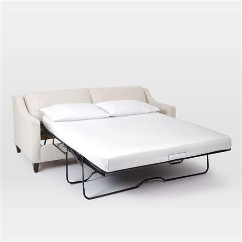 west elm paidge sleeper sofa reviews paidge queen sleeper sofa west elm